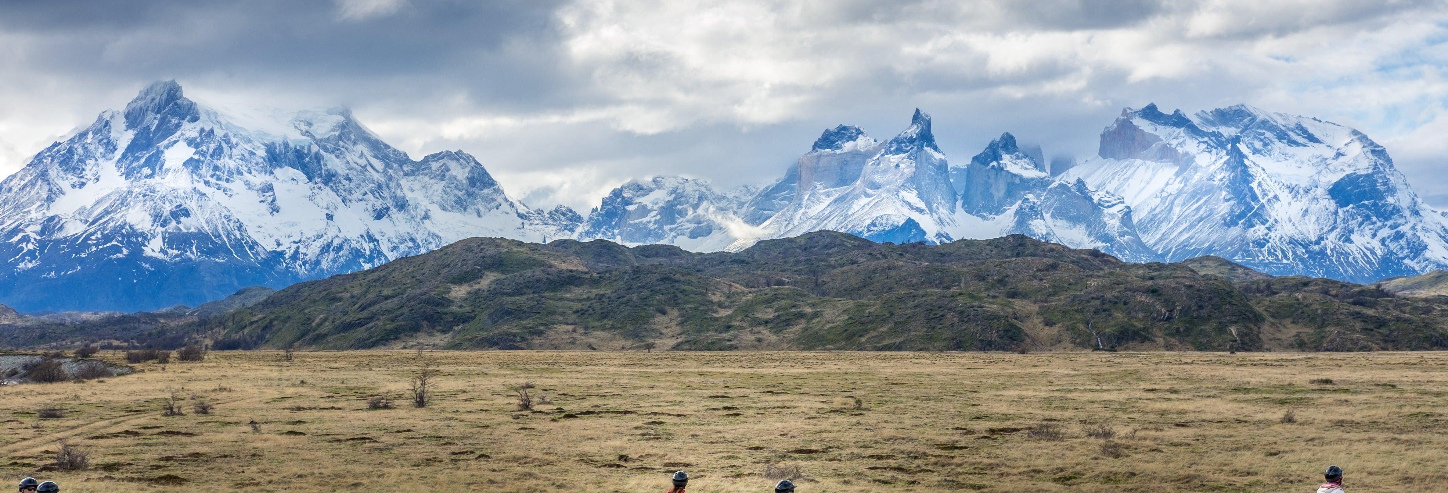 Excursão a cavalo pela Patagônia