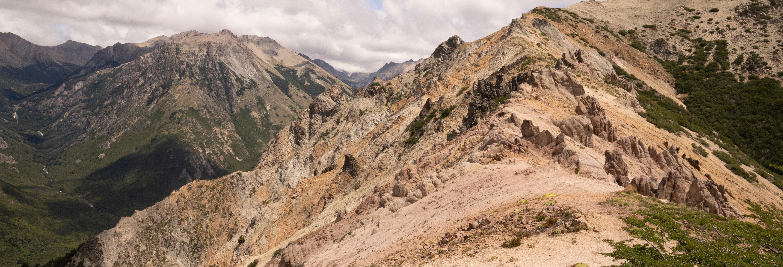 Trekking sul Cerro Bella Vista