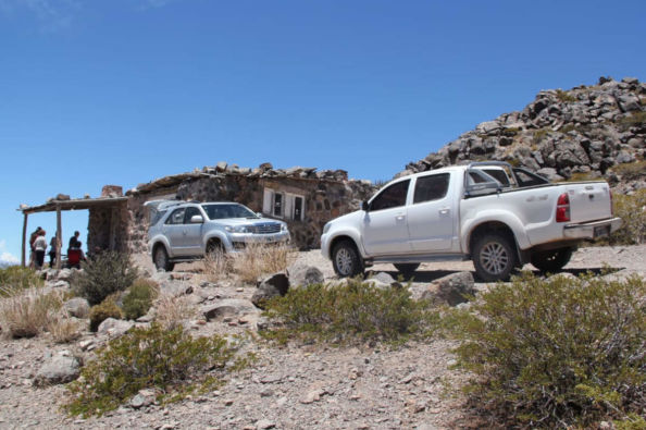 The jeep tour of Los Morrillos