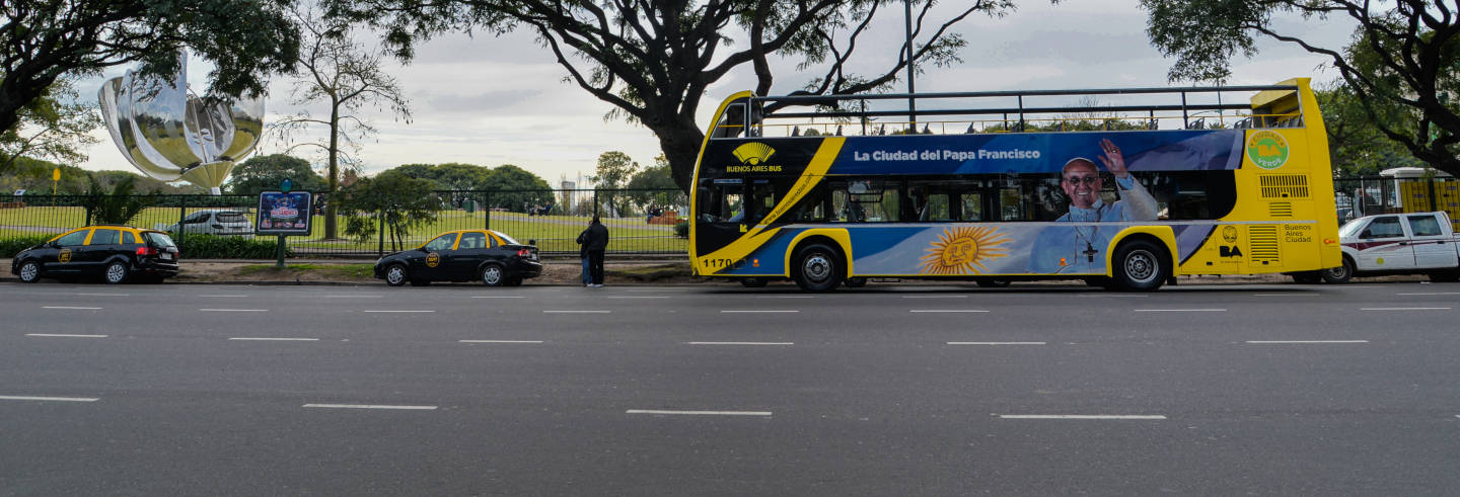 Autobús turístico de Buenos Aires