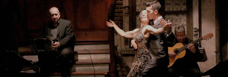 Espectáculo en Aljibe Tango