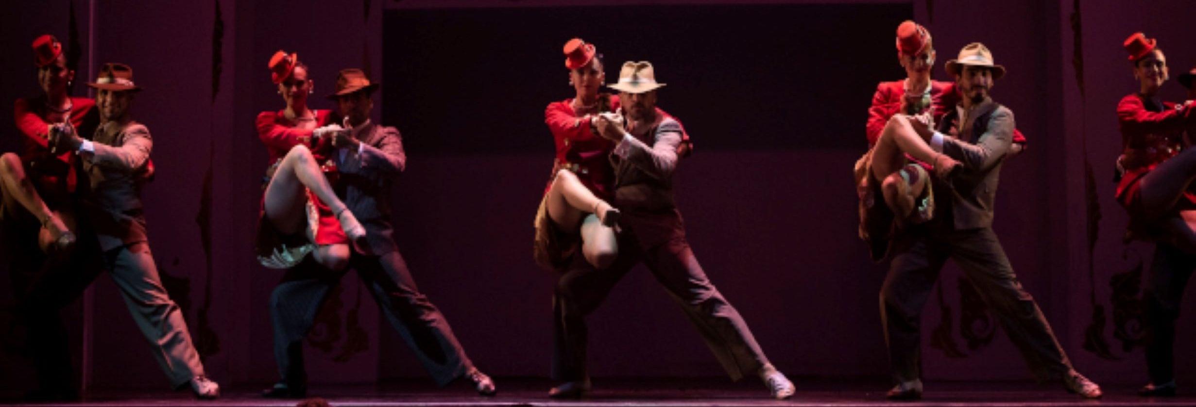 Espectáculo de tango en Café de los Angelitos