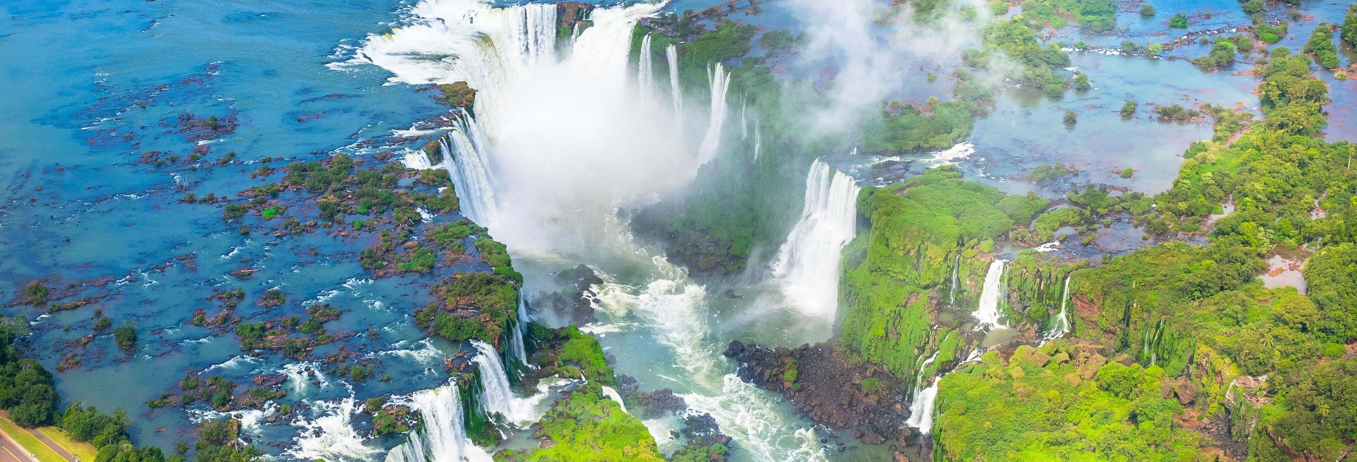 Excursión privada a las Cataratas de Iguazú