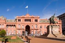 Free tour por el centro histórico de Buenos Aires