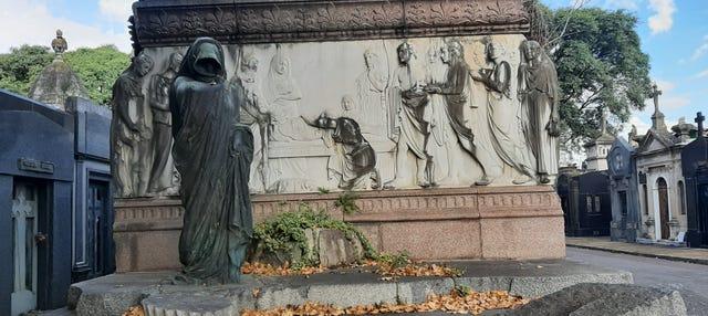 Free tour por el Cementerio de la Chacarita
