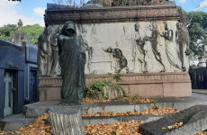 Free tour pelo Cemitério da Chacarita. Grátis!