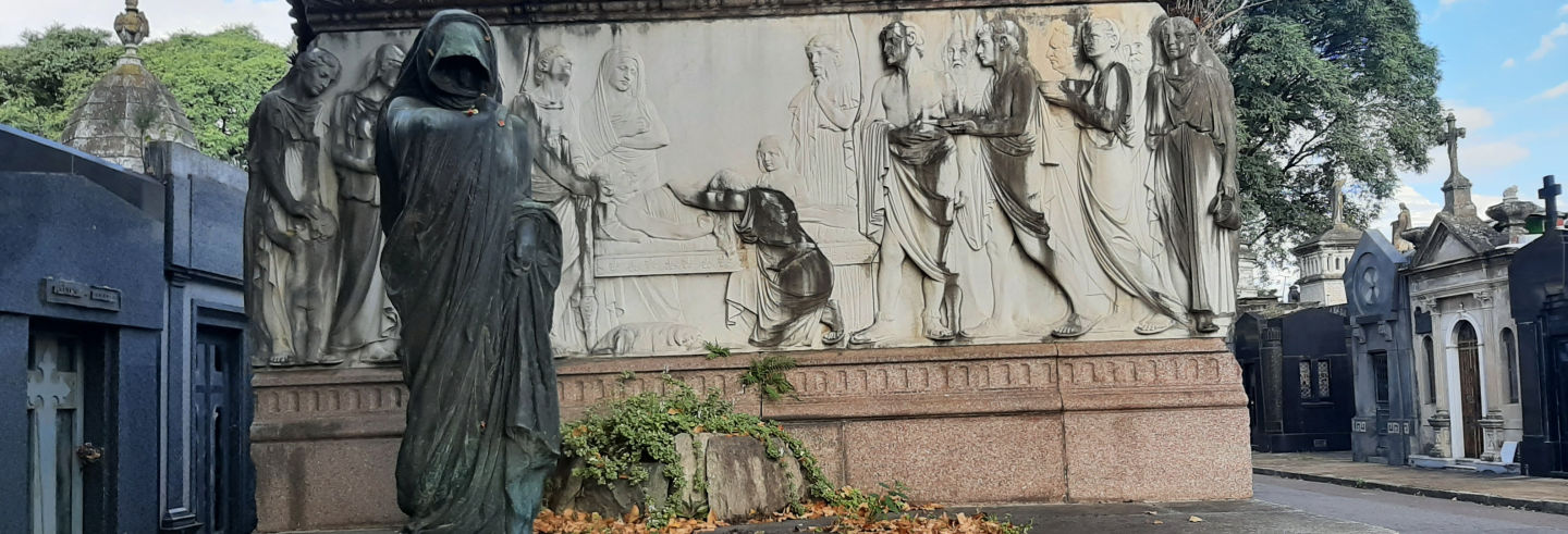 Free tour pelo Cemitério da Chacarita