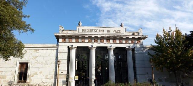 Free tour por el Cementerio de la Recoleta