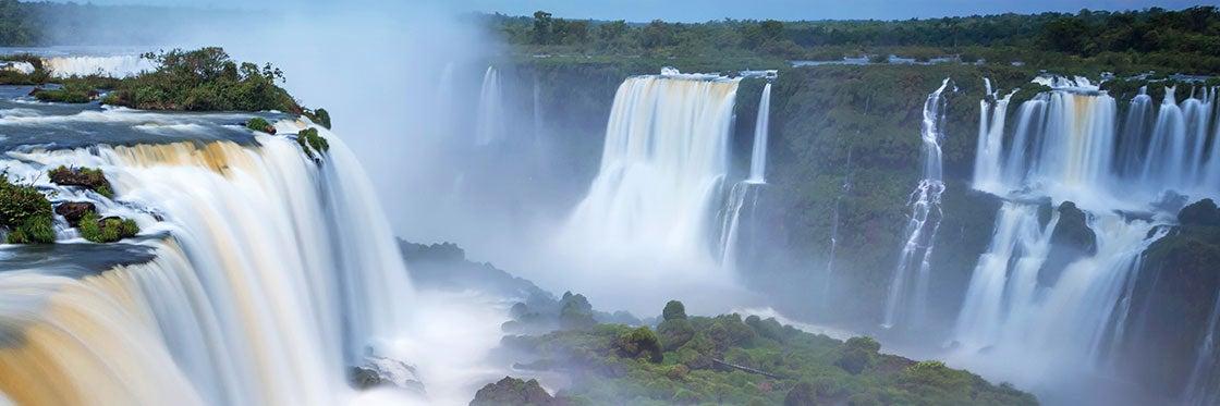 Cataratas Del Iguazú Fotos Mapa Excursiones Y Cómo Llegar