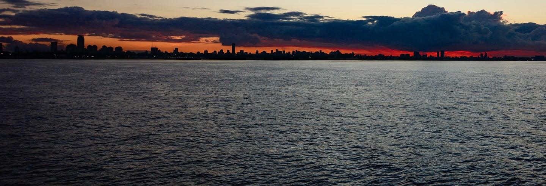 Giro in barca al tramonto sul Río de la Plata