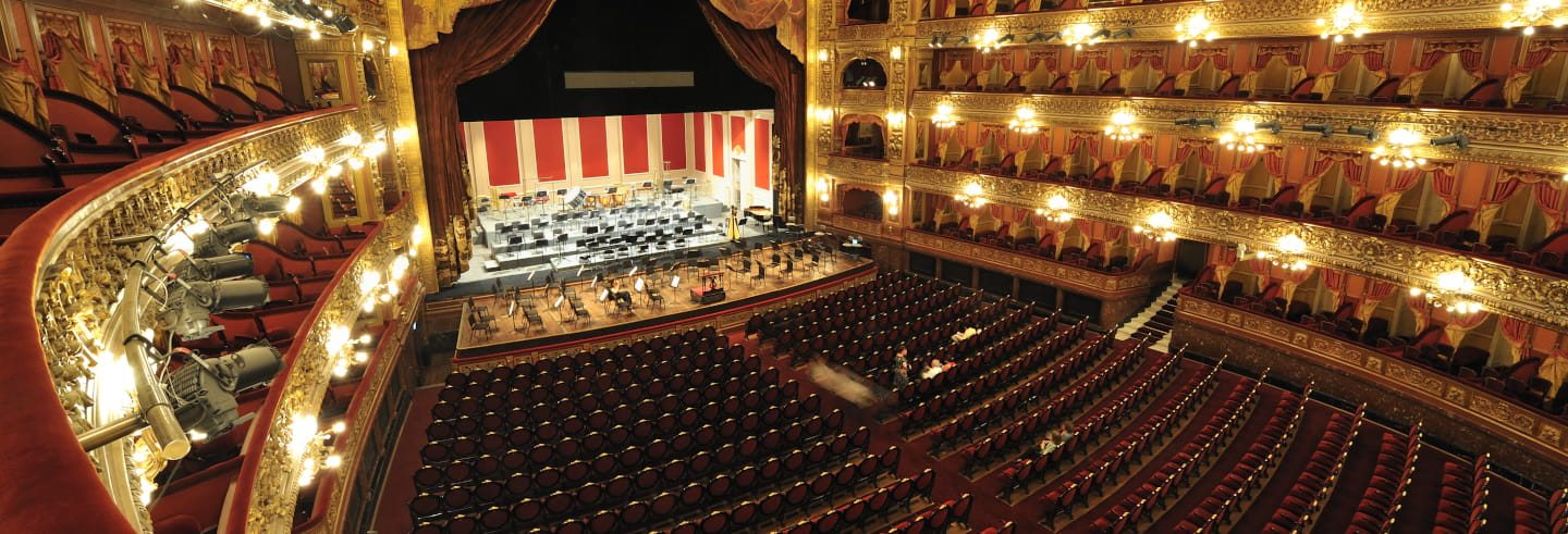 Buenos Aires, Théâtre Colón et Musée MALBA
