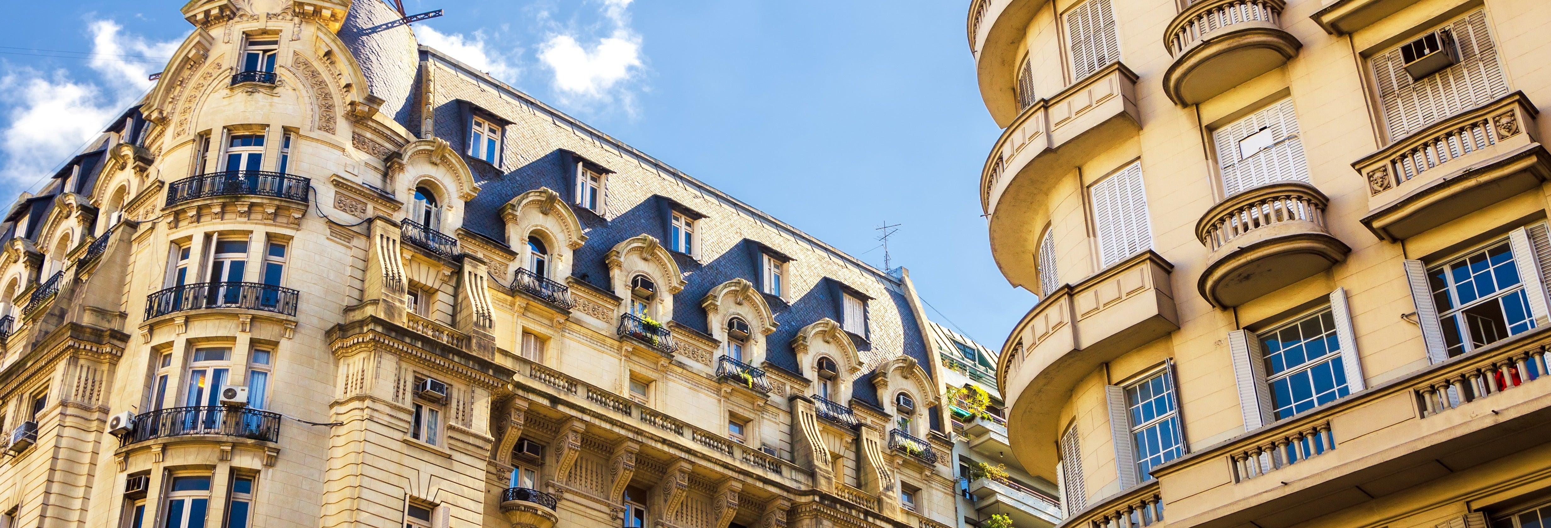 Visite autour de l'architecture de Buenos Aires