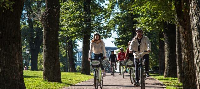 Tour en bicicleta por Buenos Aires