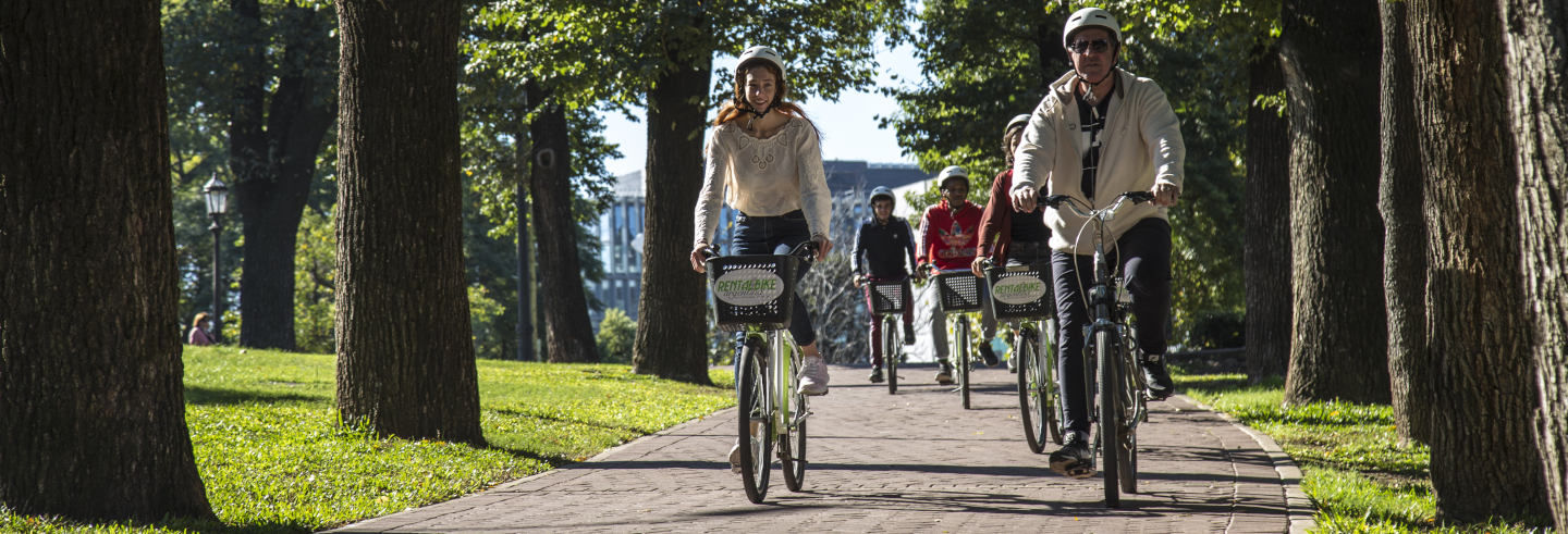 Tour de bicicleta por Buenos Aires