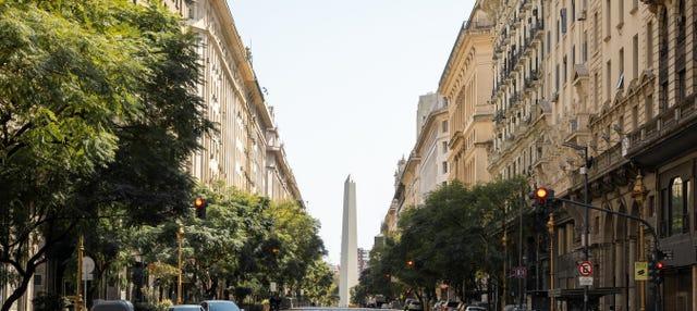 Tour por Buenos Aires + Passeio de barco com almoço