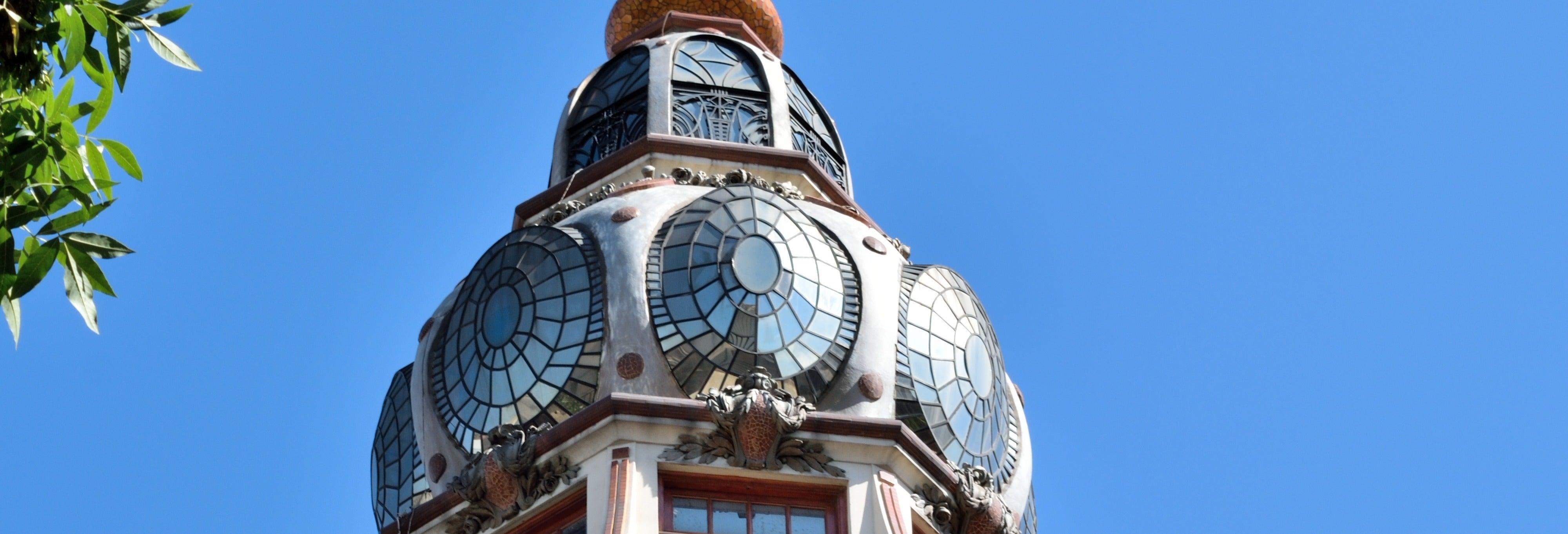 Tour de las cúpulas de Buenos Aires