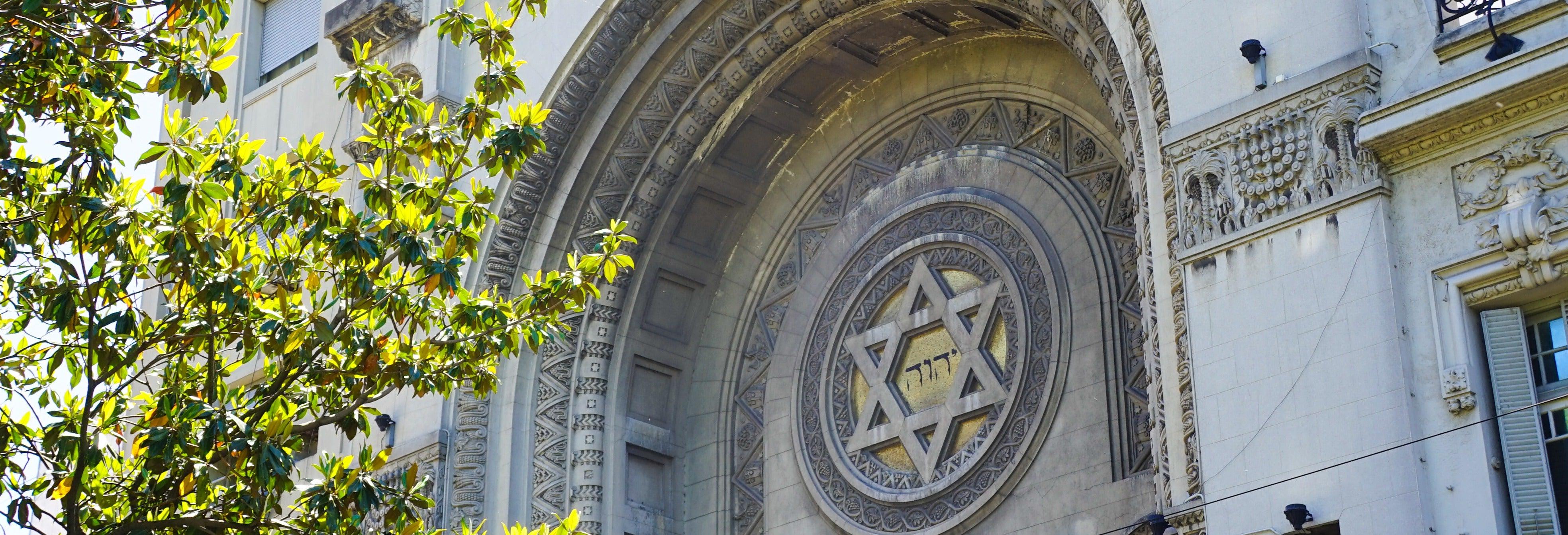 Visite privée de l'héritage juif de Buenos Aires