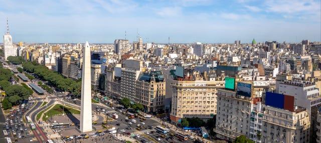 Tour panorámico por Buenos Aires