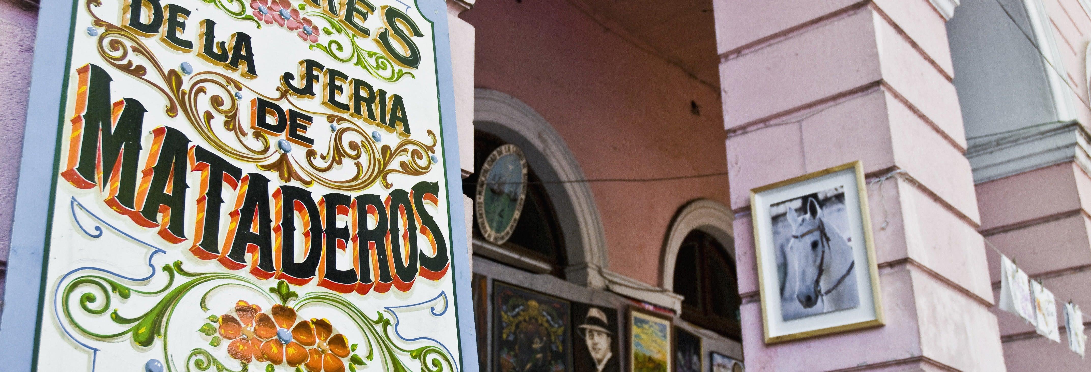 Tour por la Feria de San Telmo y Mataderos