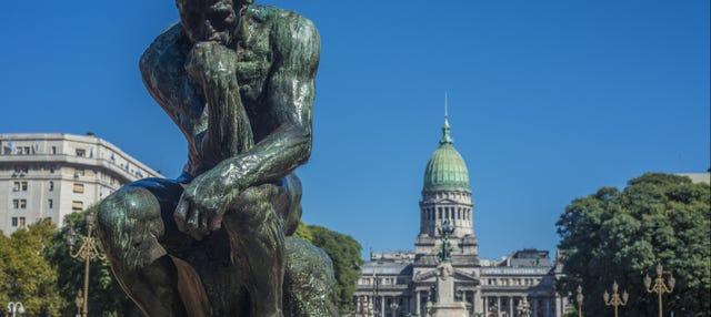 Visita guiada por Buenos Aires