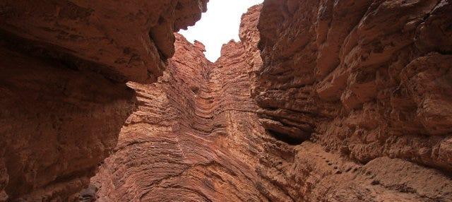 Excursión a la Quebrada de las Conchas