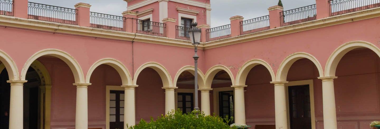Excursão ao Palácio de San José