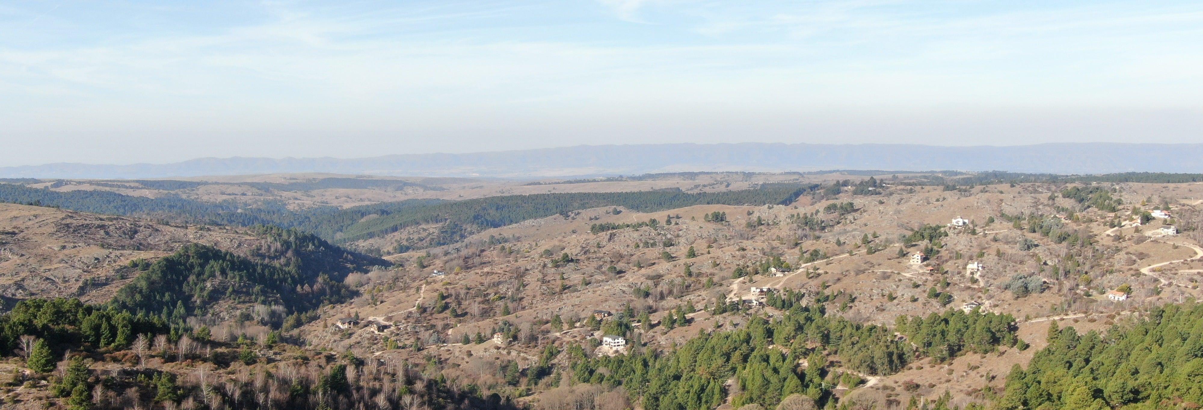 Excursion dans les vignobles de la Vallée de Calamuchita