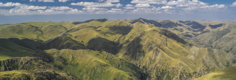 Excursão ao Valle de Punilla