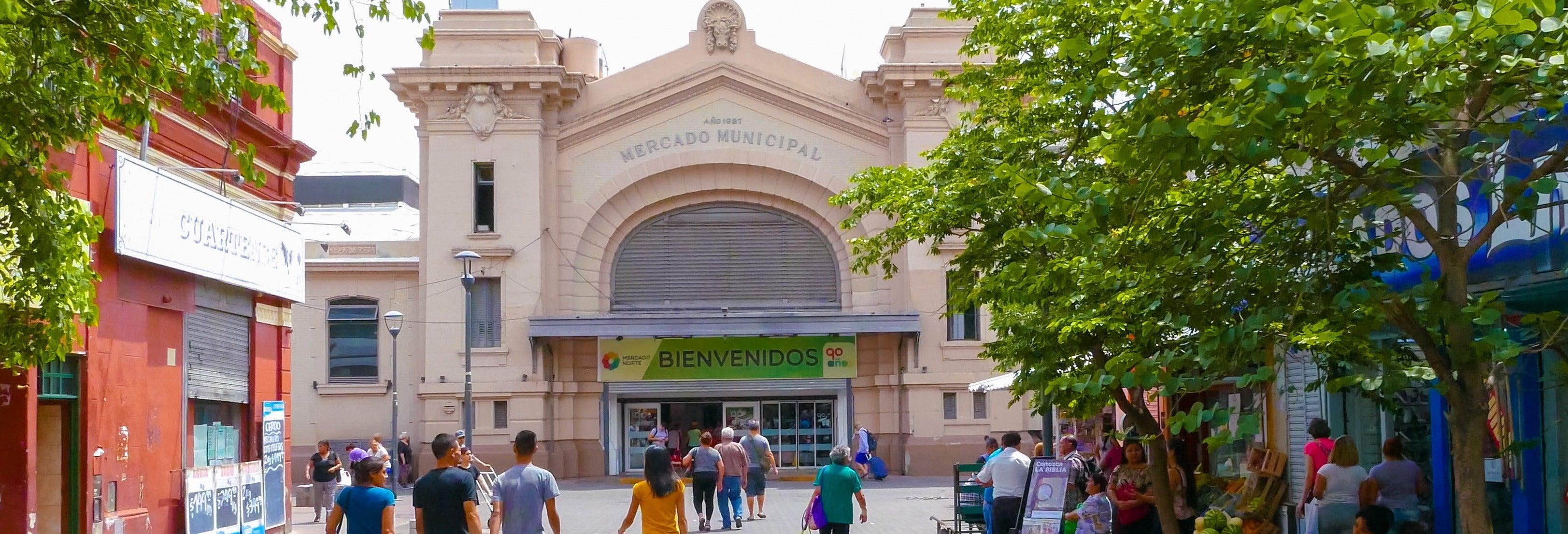Mercado Norte and The Marquis of Sobremonte Museum Tour