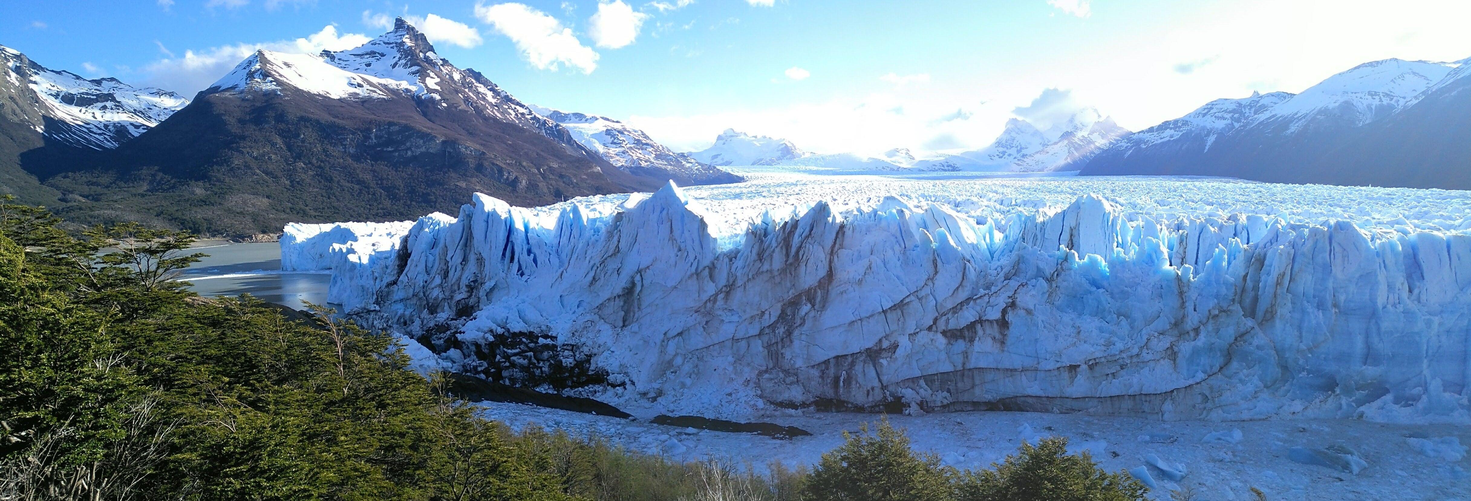 Excursion au glacier Perito Moreno