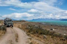 Excursión en 4x4 por el Lago Argentino