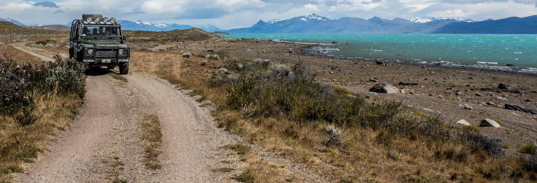 Escursione in jeep al Lago Argentino