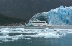 Excursión por el Parque Nacional de los Glaciares en barco