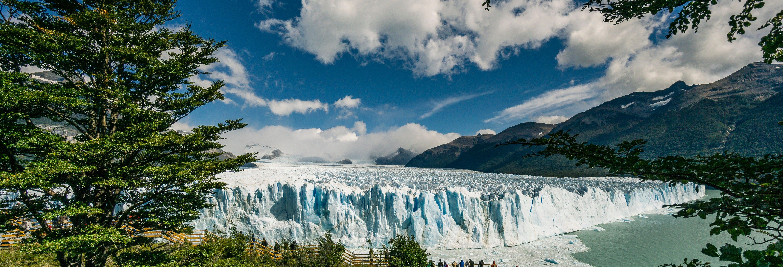 Paseo en barco por el Lago Argentino