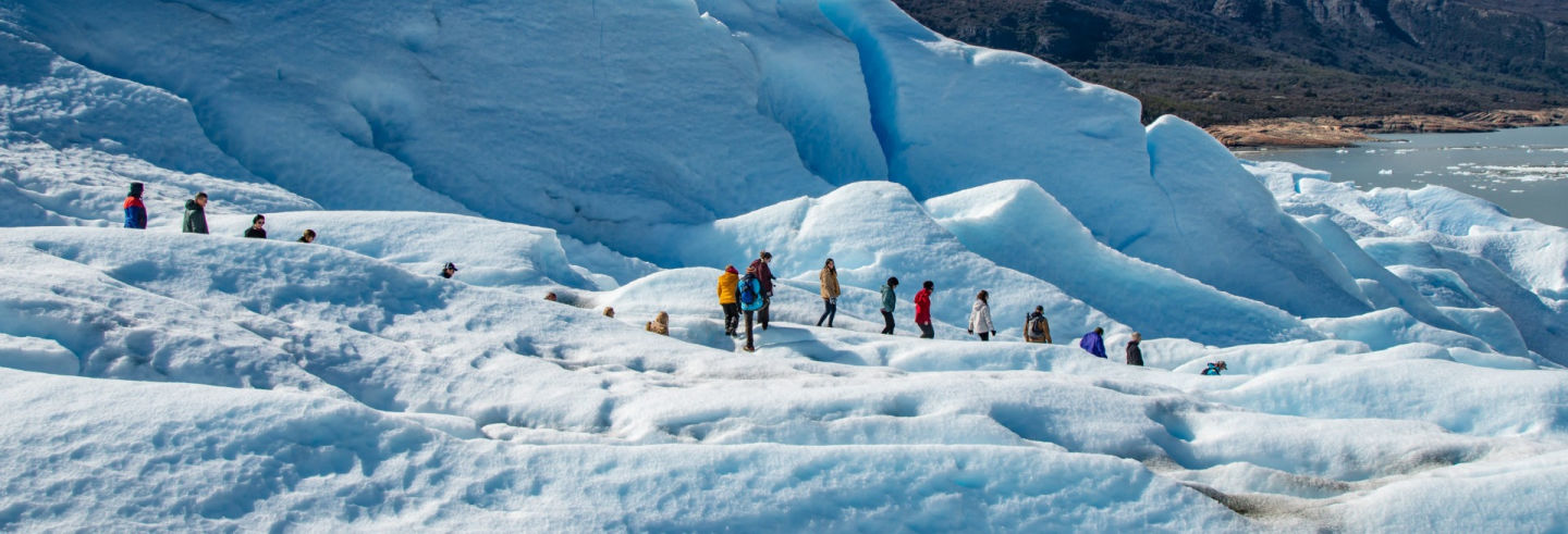 Senderismo por el Glaciar Perito Moreno