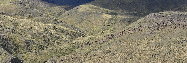 Tour en bicicleta por la estancia 25 de mayo