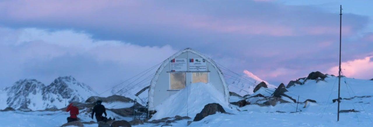 Excursion privée d'alpinisme à Gorra Blanca de 4 jours