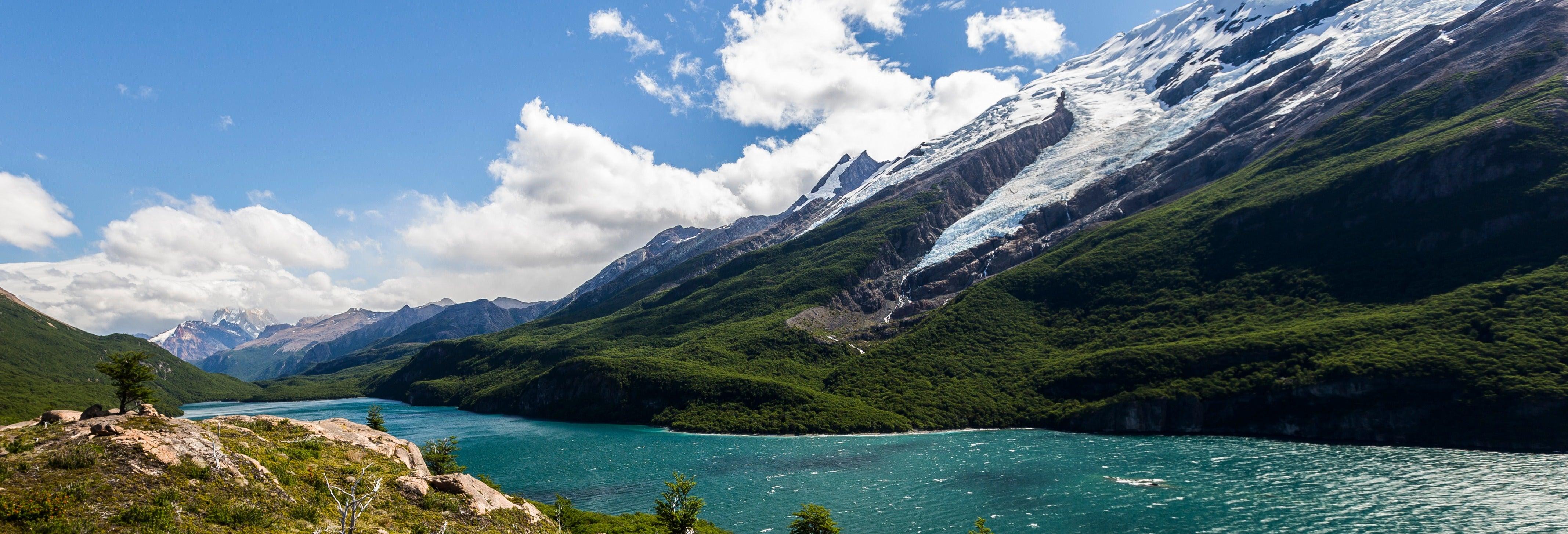 Trekking sul ghiacciaio Vespignani + Lago del Desierto