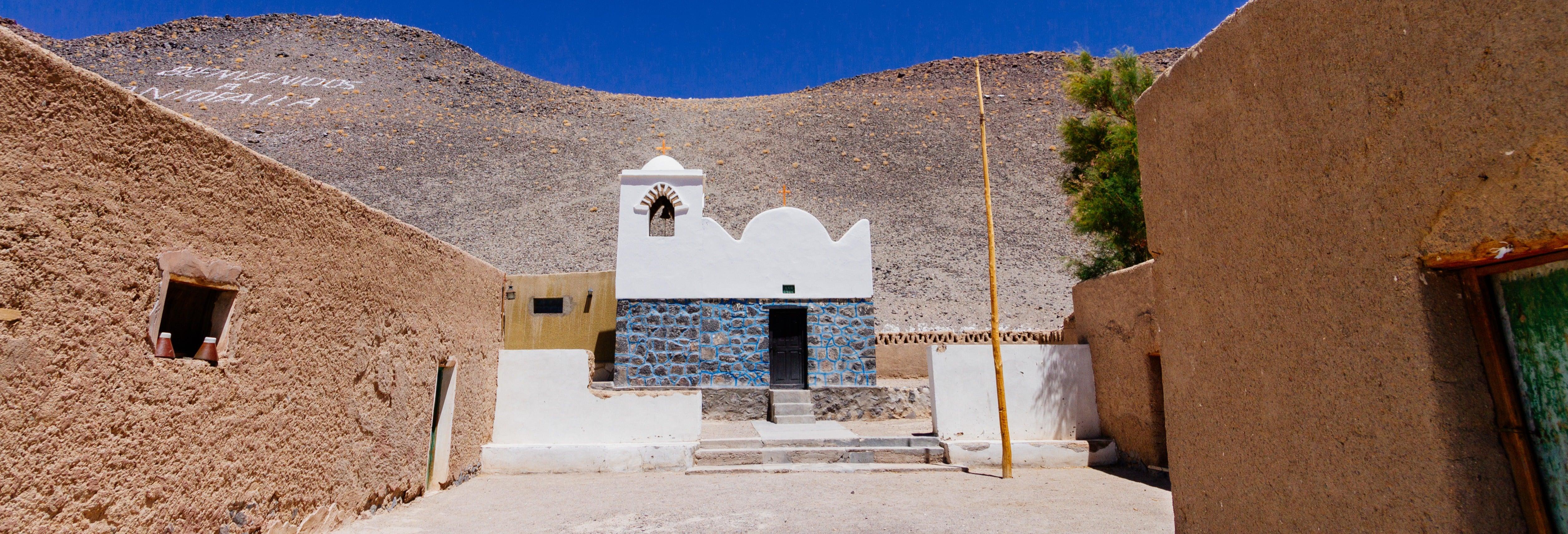 Excursión privada a Antofalla