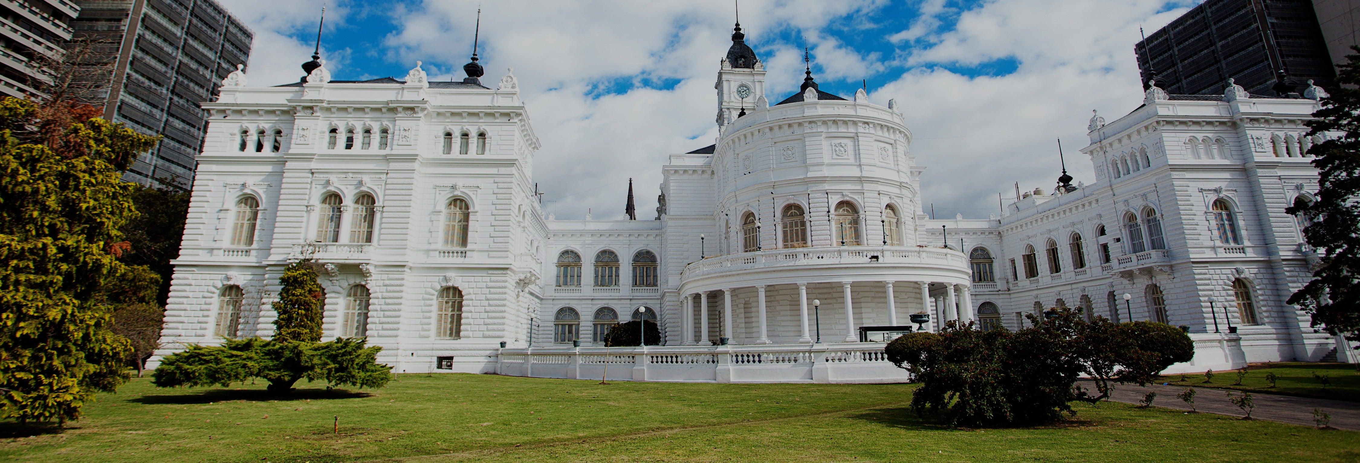 Tour pelo Palácio Municipal