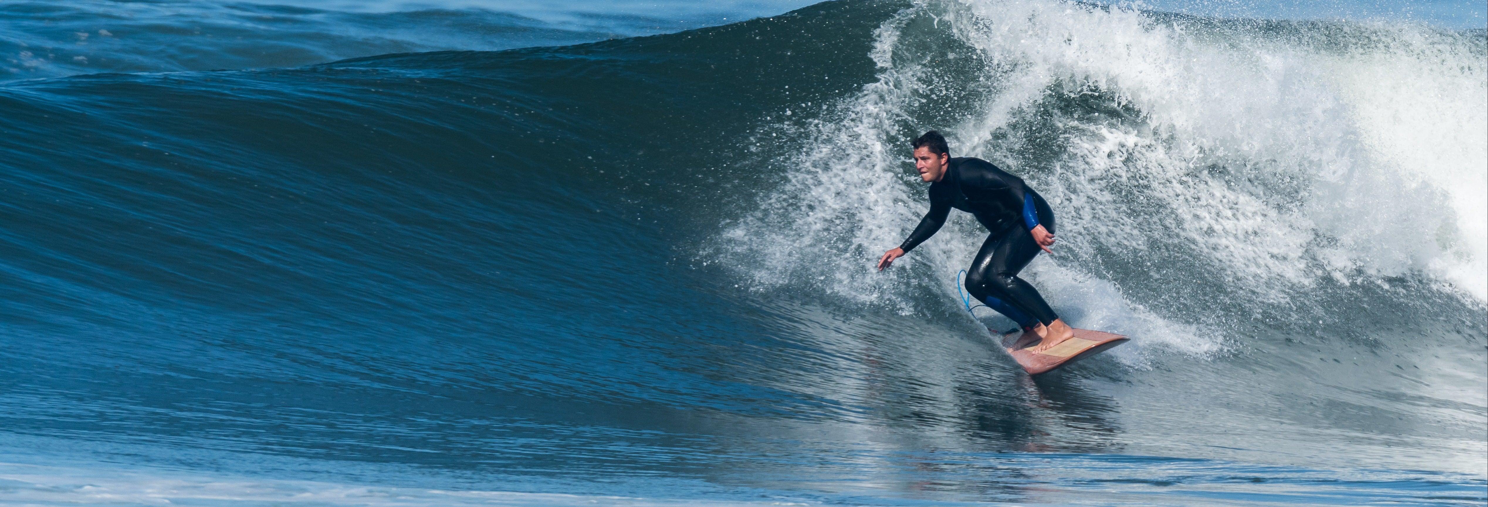 Cours de surf à Mar del Plata