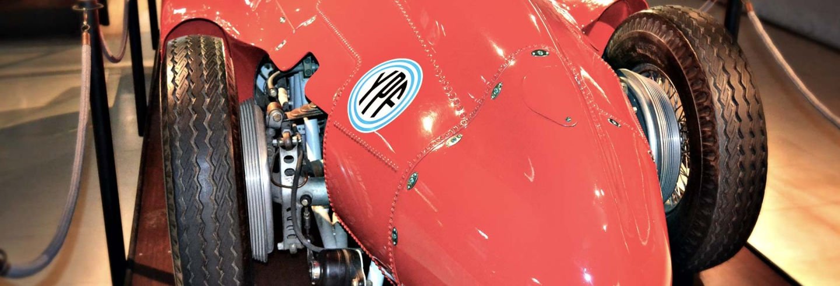 Excursión al Museo Fangio de Balcarce