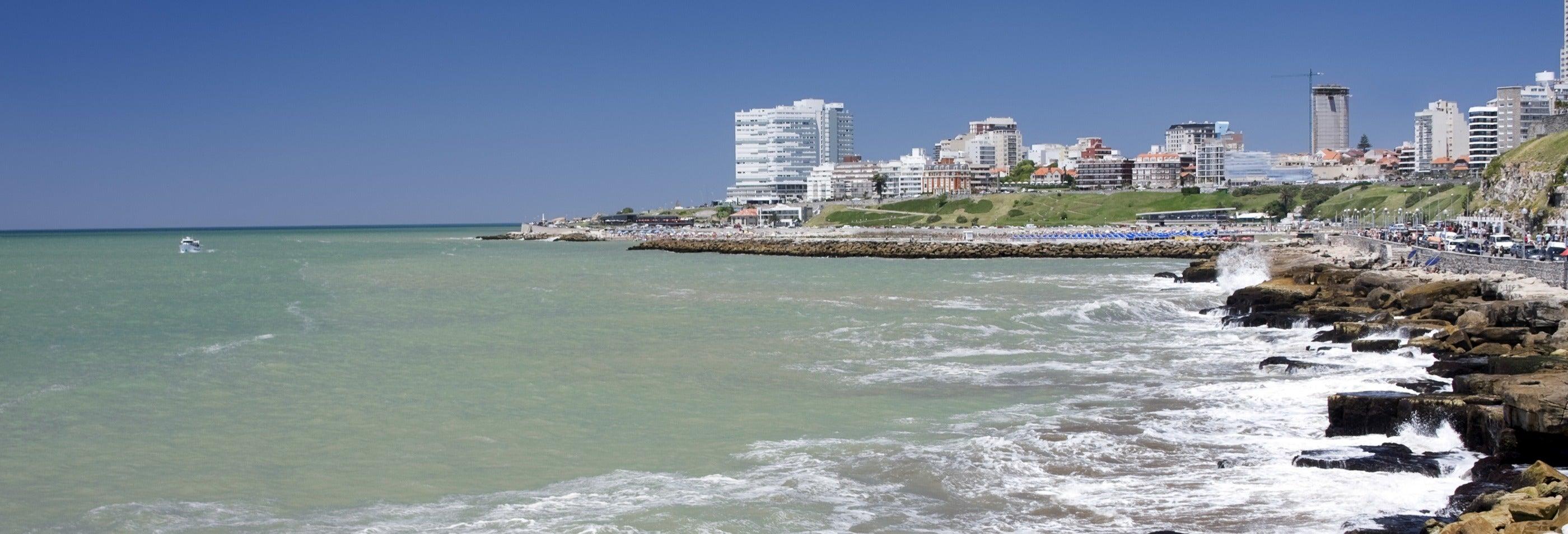 Tour panorámico por Mar del Plata