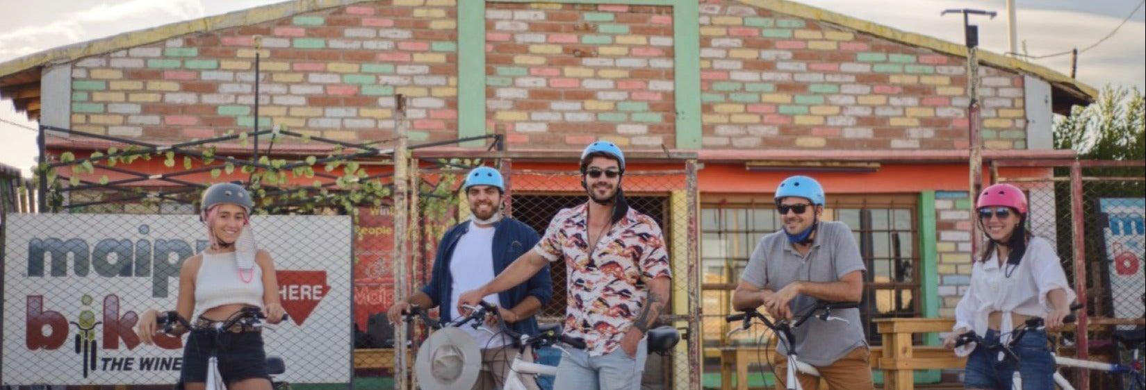 Aluguel de bicicleta em Maipú