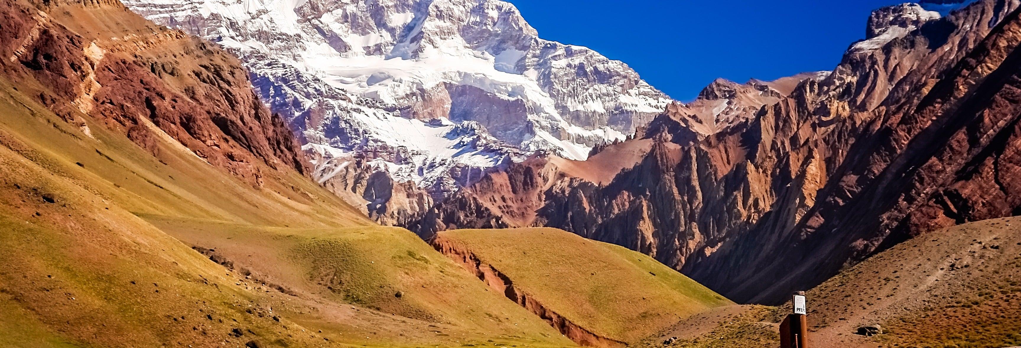 Excursión privada al Cruce de los Andes y Santiago de Chile