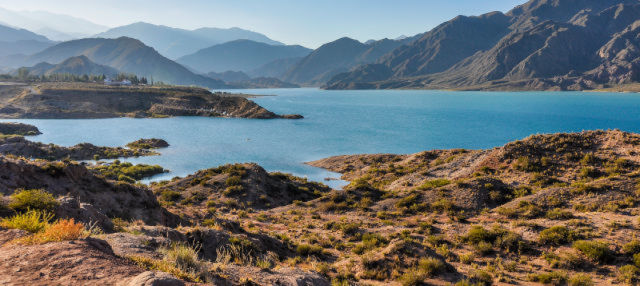 Excursión a Potrerillos y Cacheuta