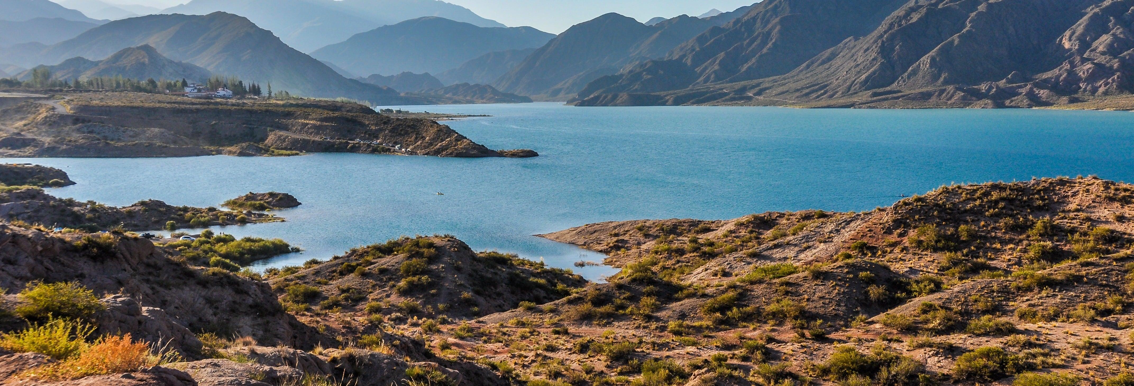 Excursão a Potrerillos e Cacheuta