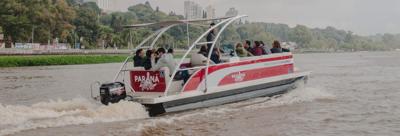 Paseo en barco por Paraná