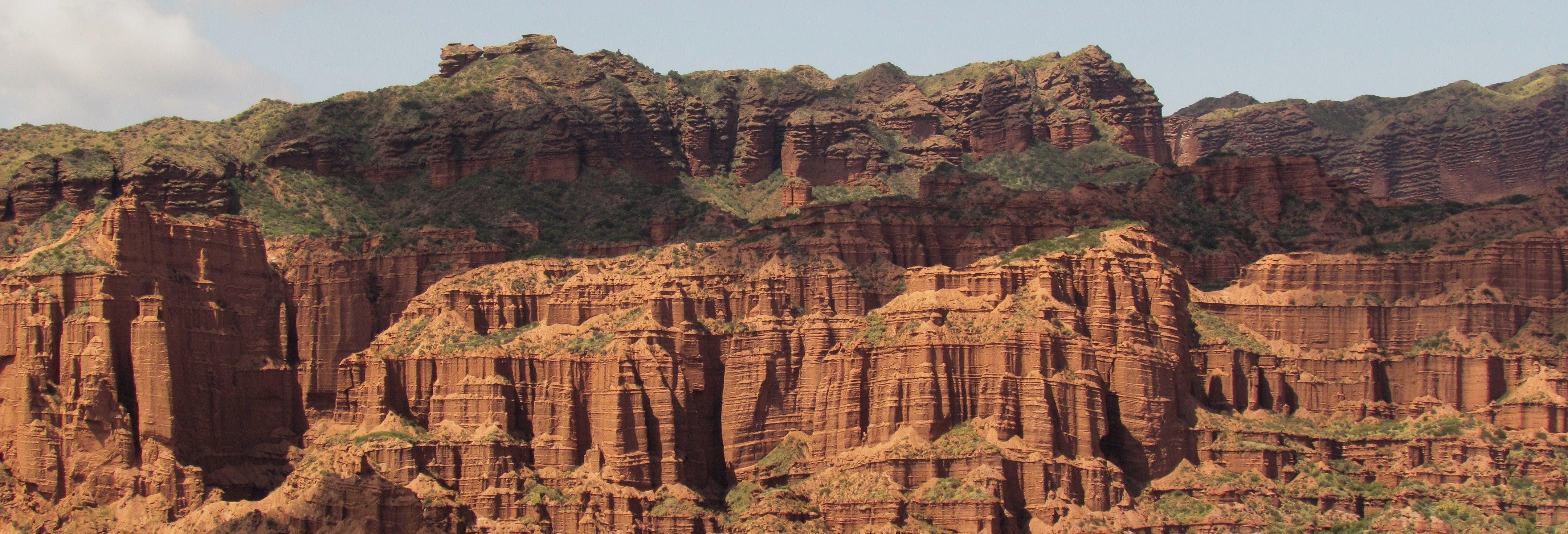 Excursión al Parque Nacional Sierra de las Quijadas
