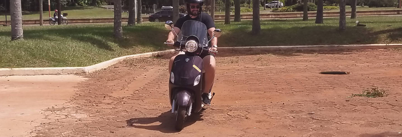 Aluguel de moto em Puerto Iguazú